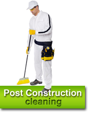 Post Construction Cleaning and personalized janitorial service in Kelowna